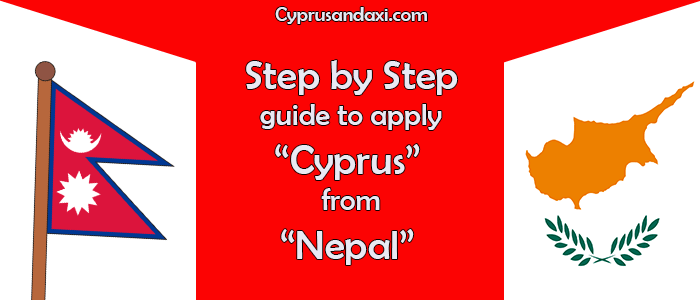 Apply Cyprus From Nepal On A Student Visa