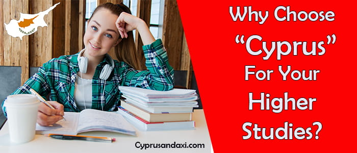 Why Choose Cyprus For Your Higher Studies