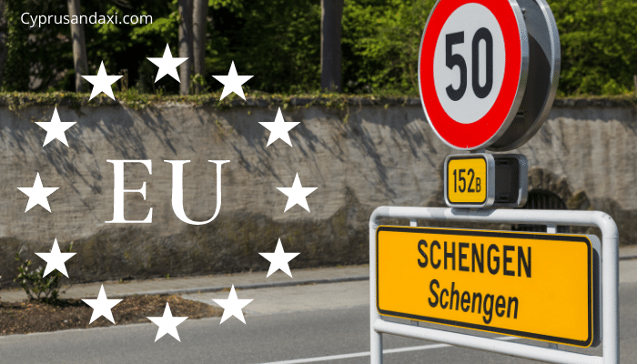 European Union and Schengen Zone