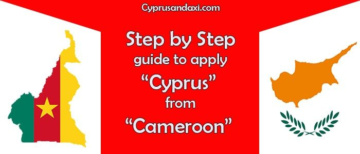 How to Apply Cyprus On A Student Visa From Cameroon?