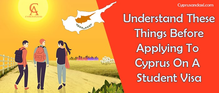 Things you should know about Cyprus before applying for a Cyprus Student Visa