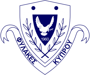 Cyprus Prison Department Flag
