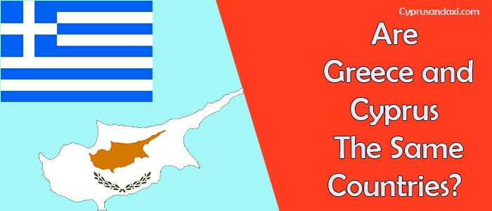 How different is Cyprus from Greece