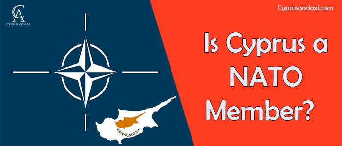 Is Cyprus A NATO Member