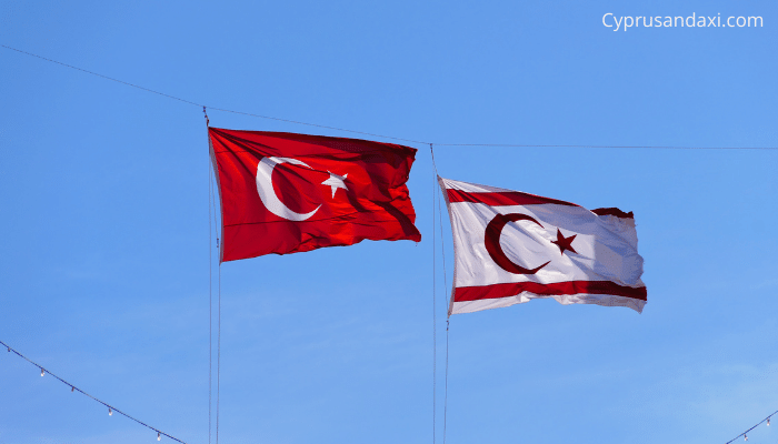Northern Cyprus and Turkey