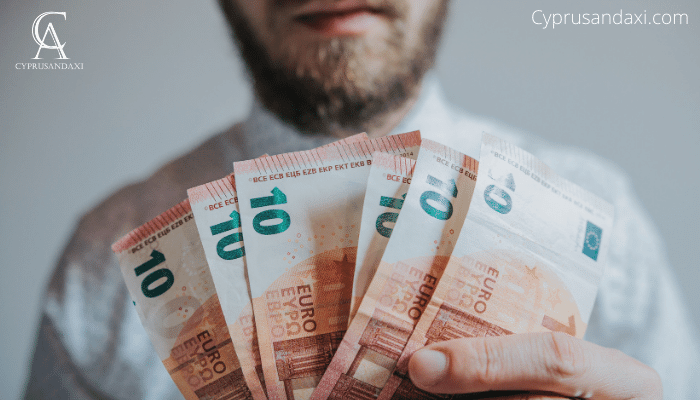 Salaries are low in Cyprus