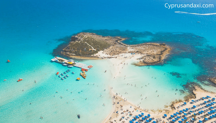 Beautiful and Clean water beaches in Cyprus