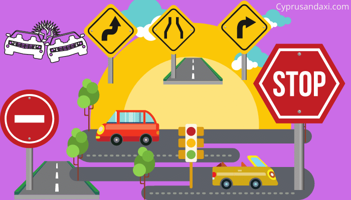 Cyprus driving Rules and regulations