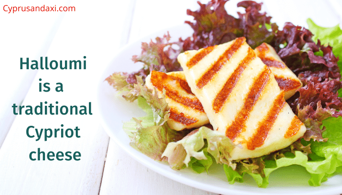 Halloumi Traditional Cheese