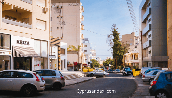 Is Cyprus a first world country