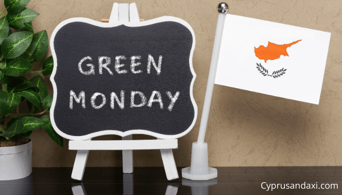 What do people do on Green Monday