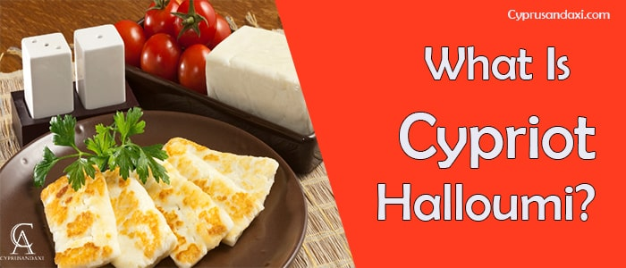 What is Cypriot Halloumi
