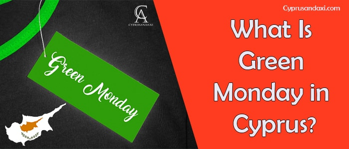 What is Green Monday or Clean Monday in Cyprus