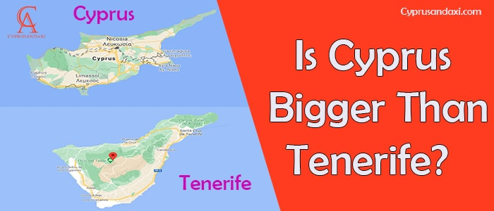 Is Cyprus Bigger Than Tenerife