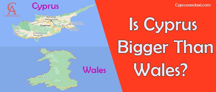 Is Cyprus Bigger Than Wales