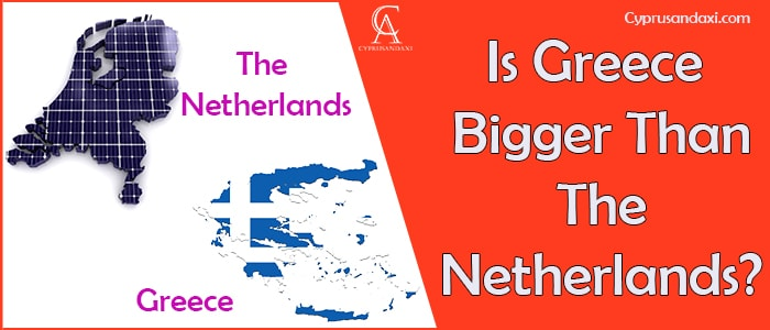 Is Greece Bigger Than The Netherlands