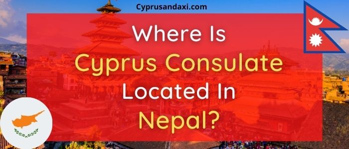 Where is Cyprus Consulate Located In Nepal