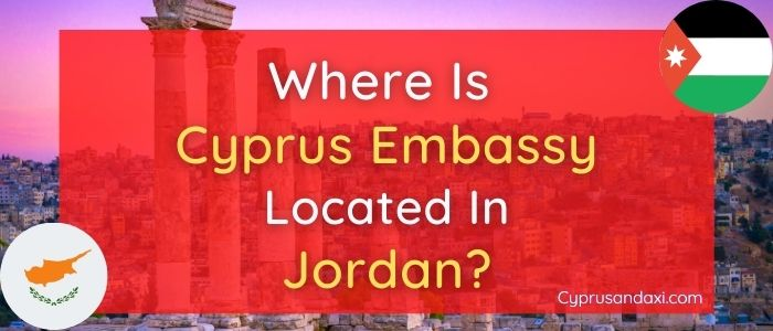 Where is Cyprus Embassy Located in Amman