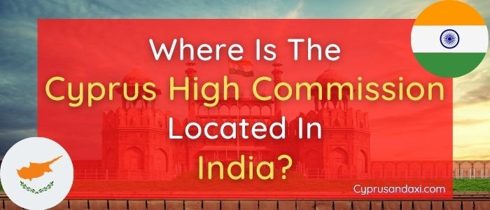 Where is Cyprus High Commission Located In India