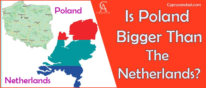 Is Poland Bigger Than The Netherlands