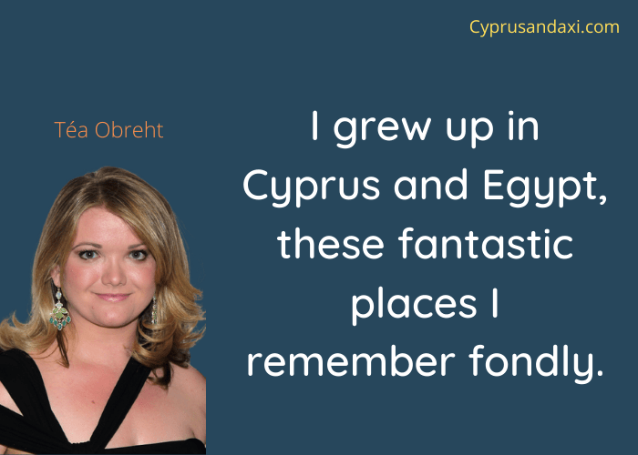 Cyprus Quote by Téa Obreht
