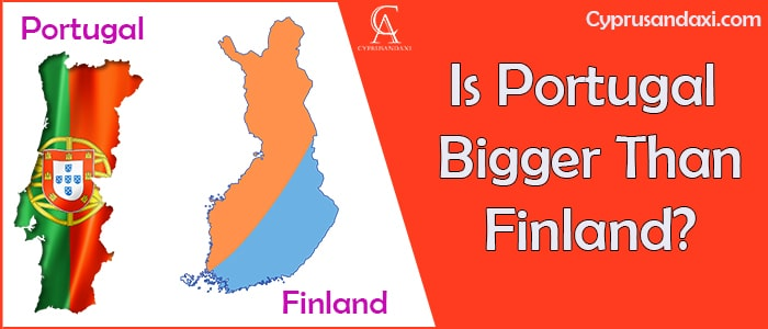 Is Portugal Bigger Than Finland