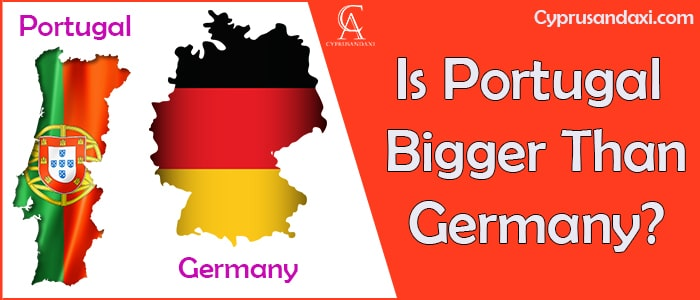 Is Portugal Bigger Than Germany