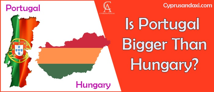 Is Portugal Bigger Than Hungary