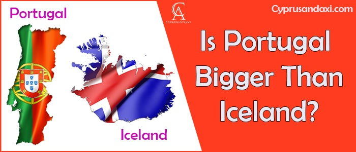 Is Portugal Bigger Than Iceland