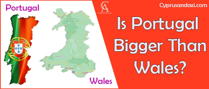 Is Portugal Bigger Than Wales