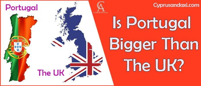 Is Portugal Bigger Than the UK