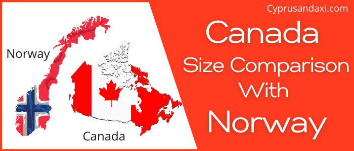 Is Canada Bigger Than Norway