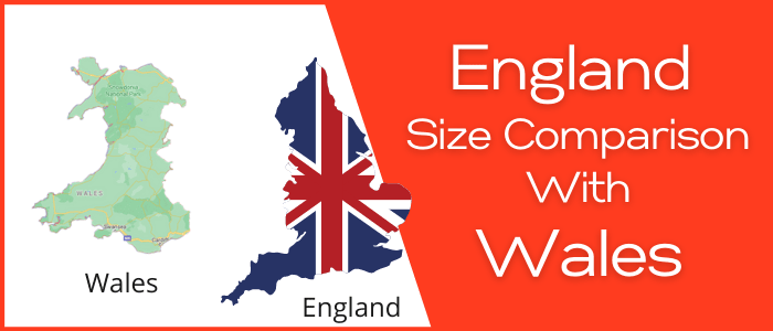 Is England Bigger than Wales