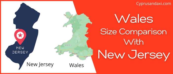 Is Wales bigger than New Jersey