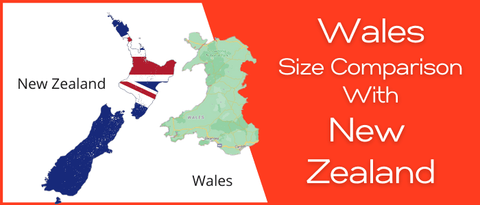 Is Wales bigger than New Zealand