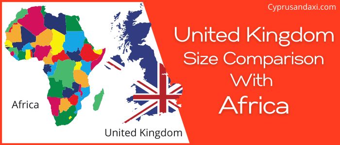 Is the UK bigger than Africa-min